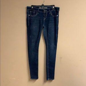 Wallflower junior jeans size 11